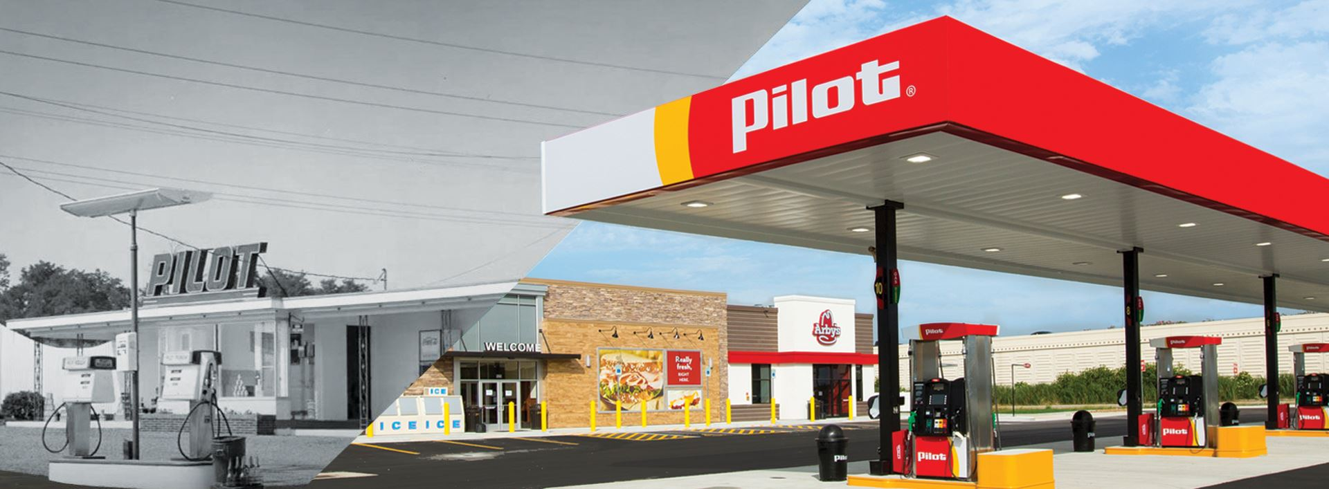 Pilot Flying J 60th Anniversary