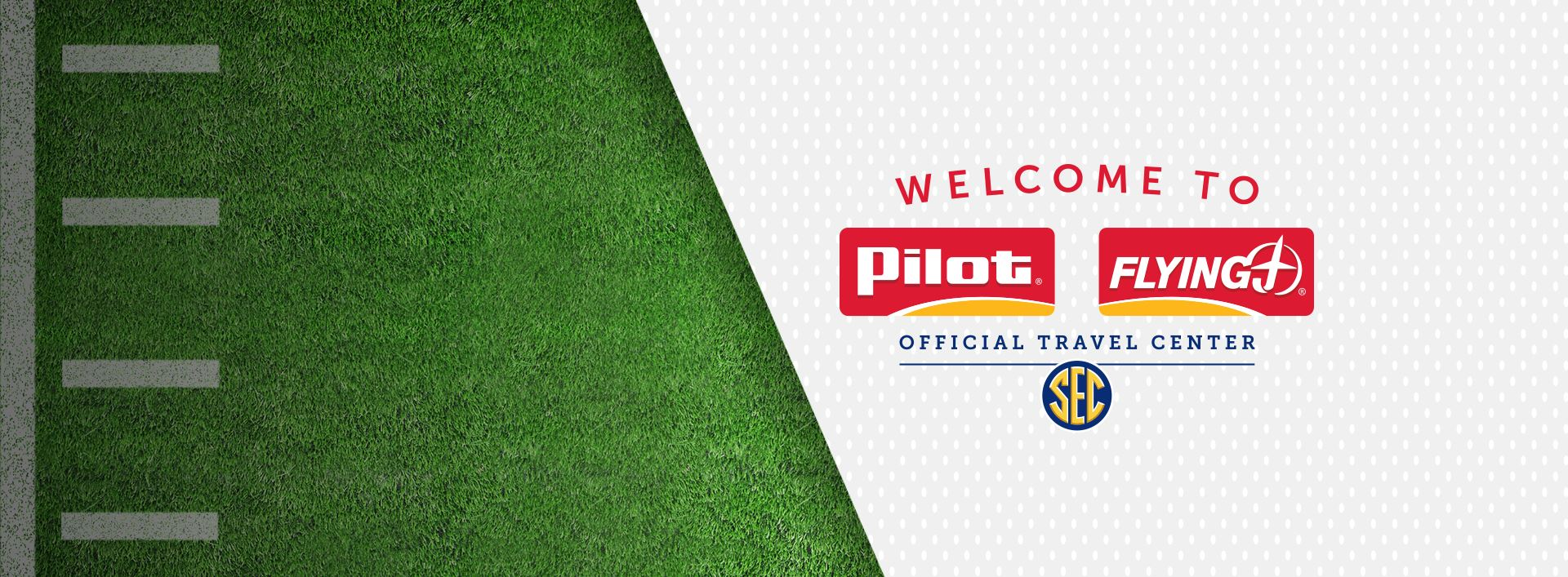 Pilot Flying J Official Travel Center of the SEC